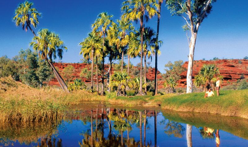 8 Day Alice Springs Discovery Oasis